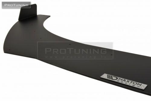 TT MK2 RS 09-14 SPLITTER /FRONT BUMPER LIP SPOILER WITH TIE